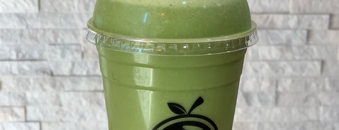 Juice Therapy is one of USA lijst.