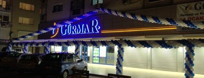 Gürmar Girne Mağazası is one of Ömer : понравившиеся места.