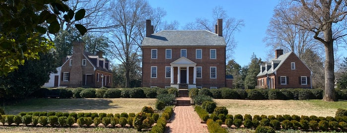 Kenmore Plantation is one of Virginia Jaunts.