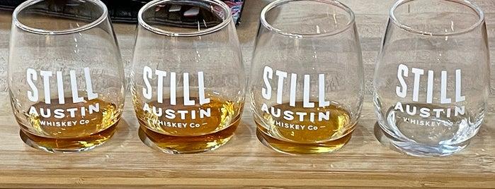 Still Austin-Distillery is one of austin.