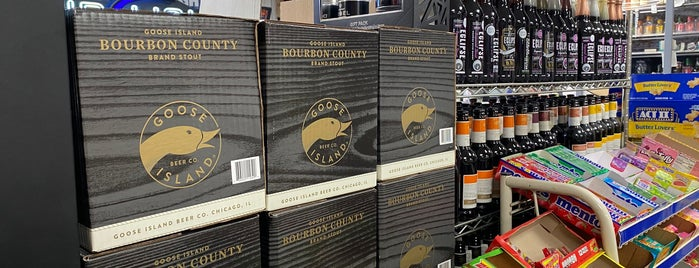 Mr K's Liquor is one of LAX.