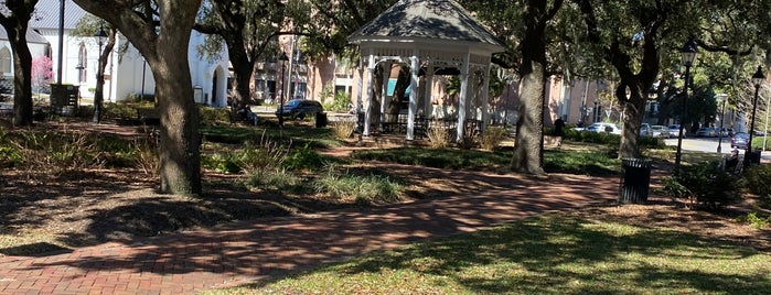 Whitefield Square is one of Savannah Trip.