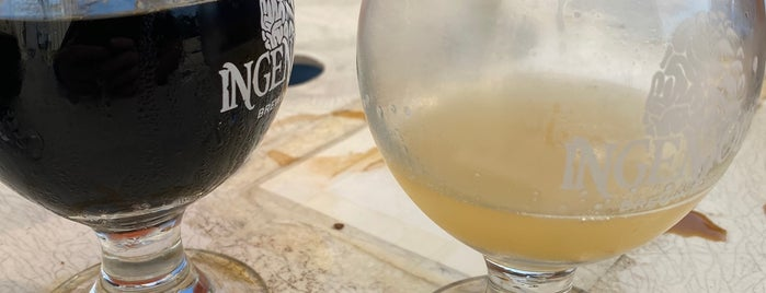 Ingenious Brewing Company is one of Breweries 🍺.