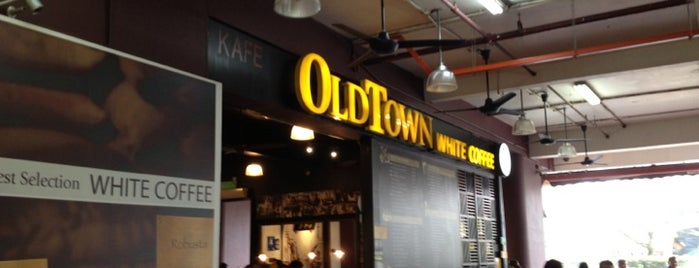 OldTown White Coffee is one of @Bentong, Pahang.