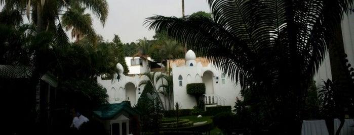 Villa Bejar Restaurante is one of Lieux qui ont plu à Manuel.