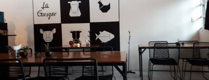La Gusgueria Cocina De Barrio is one of Posti che sono piaciuti a Eduardo.
