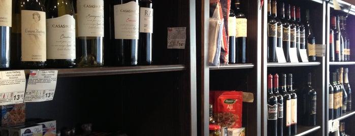 Hamburg wine and dine