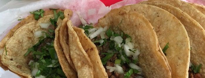 Taco Loco is one of Gem City.