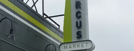 Marcus Market is one of Detroit Places.
