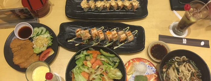 Sushi Tei is one of Yinan 님이 좋아한 장소.