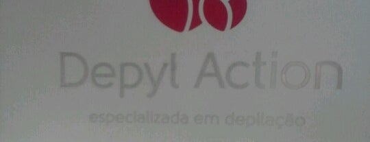 Depyl Action is one of สถานที่ที่ Jandira ถูกใจ.