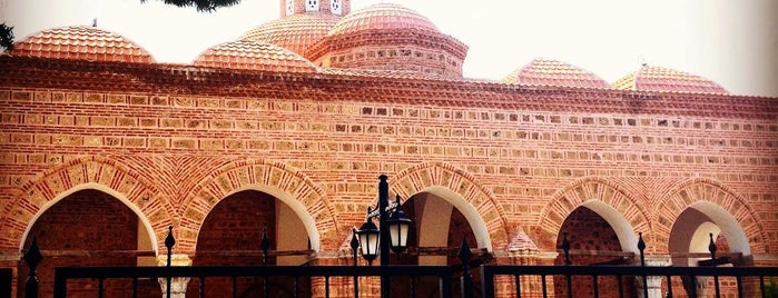 Nilufer hatun imareti is one of Lugares favoritos de Orhan Veli.