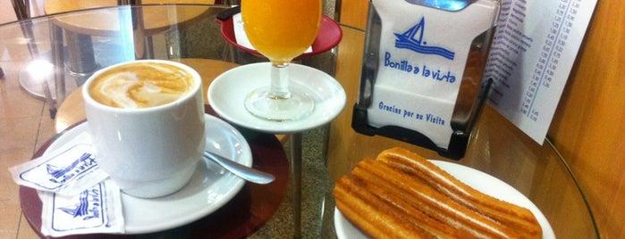 Bonilla a la Vista is one of Coruña Dulce.