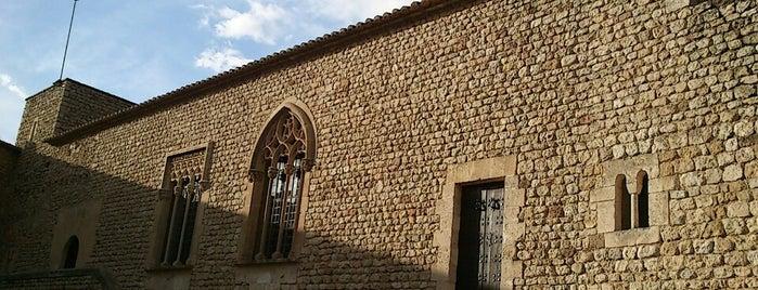 Castell De St. Martí Sarroca is one of Castillos y pueblos medievales.
