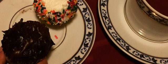 Crumbs Bake Shop is one of restaraunts.