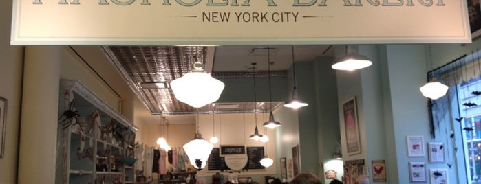 Magnolia Bakery is one of NYC, here we go.