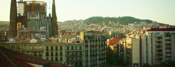 Hotel Eurostars Gaudí is one of Sandra 님이 좋아한 장소.