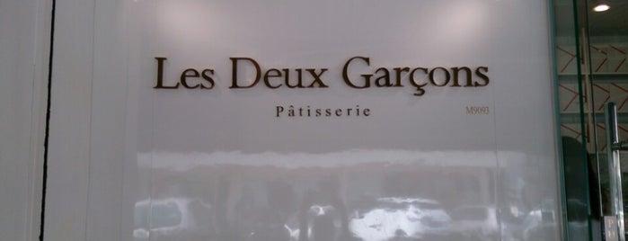 Les Deux Garçons Pâtisserie is one of Melissa: сохраненные места.