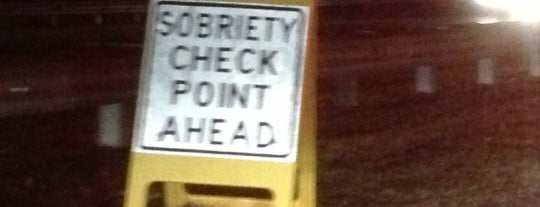 DUI Check Point is one of DELETE 2.