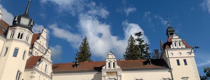 Schloss Boitzenburg is one of Daniel'in Beğendiği Mekanlar.