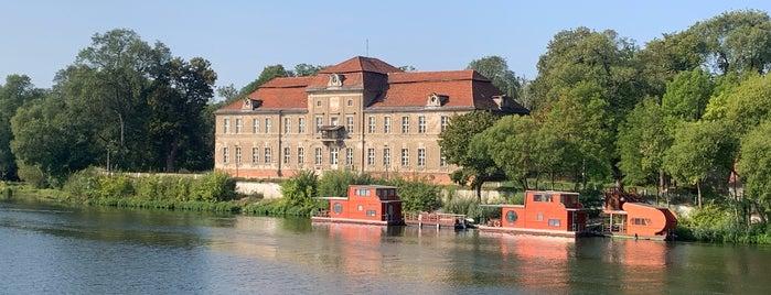 Schloss Plaue is one of Brandenburg.