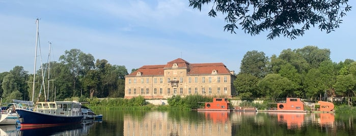 Schloss Plaue is one of Brandenburg.