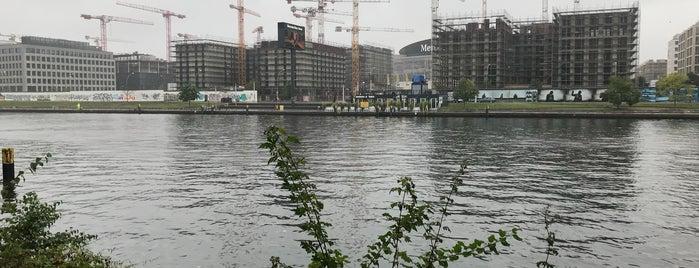 May-Ayim-Ufer is one of Сходить в Берлине.