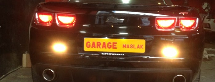 Emil Exhaust garage maslak is one of İstanbul.