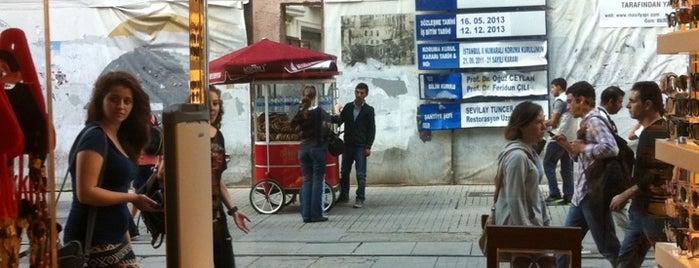 Taksim Kent Optik is one of Taksim Meydani.