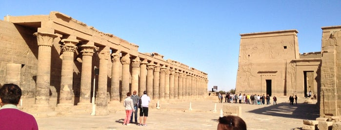 Philae Temple is one of Egypt..