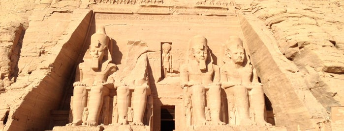 Great Temple of Ramses II is one of Egypt..