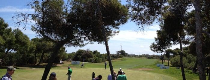 Club de Golf El Saler is one of Orte, die Blaster gefallen.
