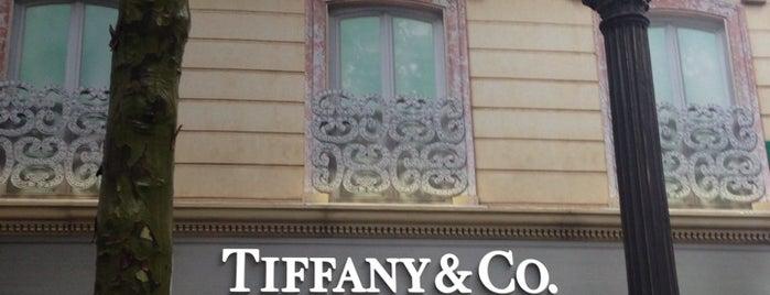 Tiffany & Co. is one of スペイン、フランス.