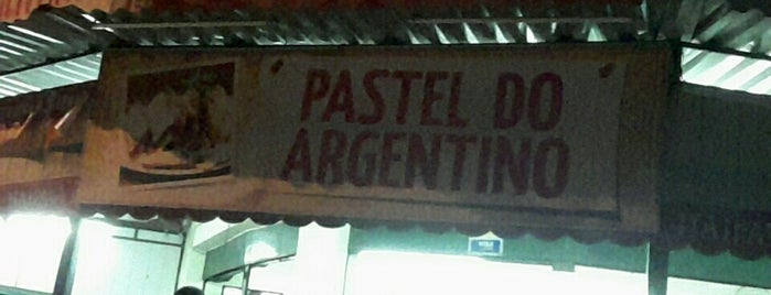 Pastel do Argentino is one of Posti salvati di Marcio.