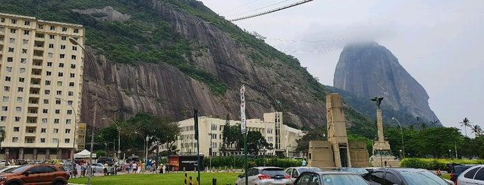 Urca is one of Rio De Janeiro.