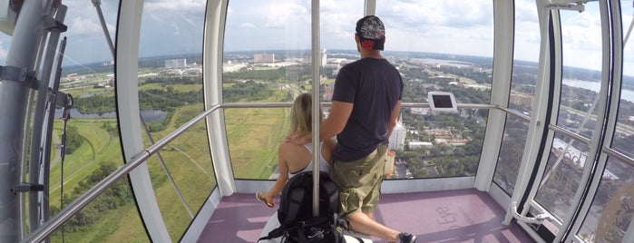 ICON Orlando Observation Wheel is one of Tempat yang Disukai Patricia.