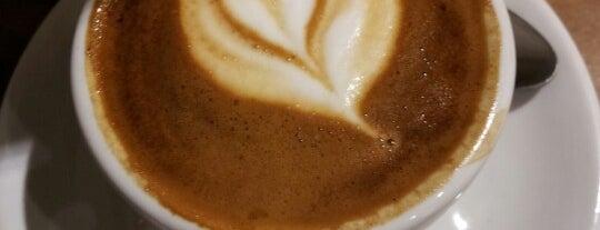 Oslo Coffee Roasters is one of UES.