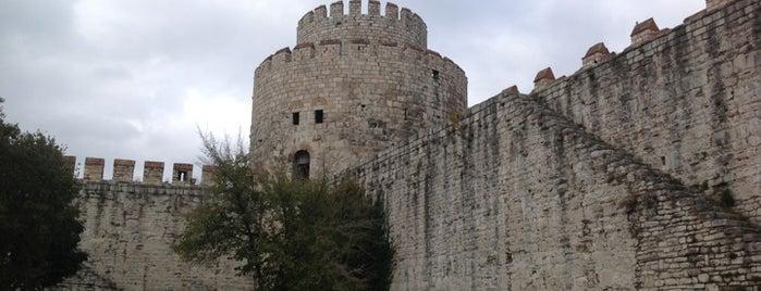Yedikule Zindanları is one of istanbul gezi listesi.