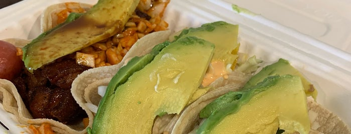Tiki Taco is one of DC Brunch Spots.