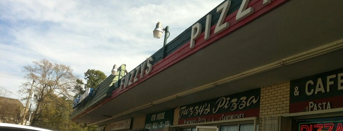 Fuzzy's Pizza & Cafe is one of Places I want to try out (eateries).