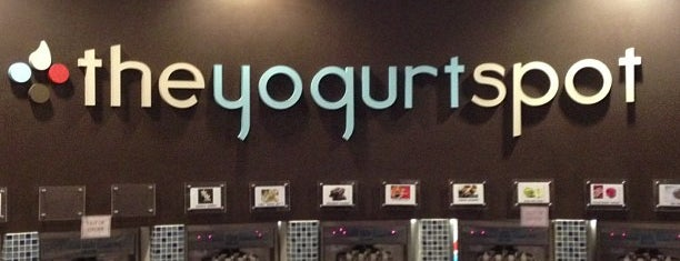 The Yogurt Spot is one of Lucid Routes'in Kaydettiği Mekanlar.