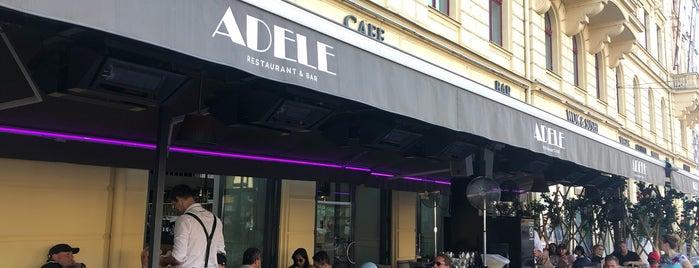 Adele Restaurant & Bar is one of Lugares favoritos de Анастасия.