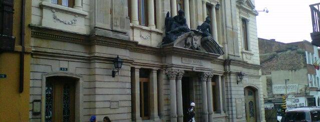 Museo Histórico de la Policía Nacional is one of Turismo Bogotá Pass.