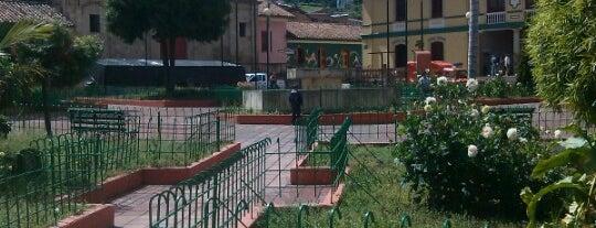 Plaza Nemocon is one of Lugares guardados de Adriana.