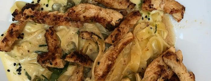 Chinicuil Cocina De Origen is one of Lugares favoritos de Angel.