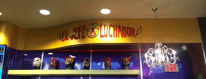 El Jefe Luchador is one of Boca Food.