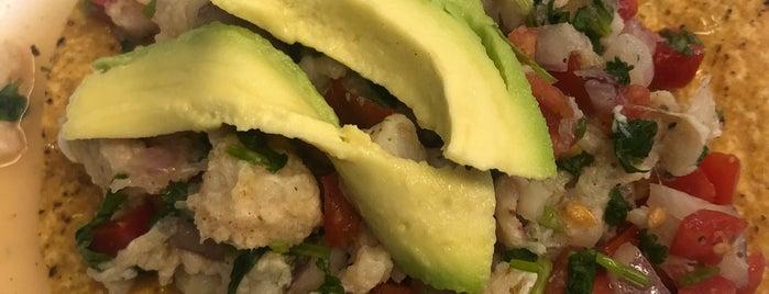 Baja California Tacos is one of LA Todos.