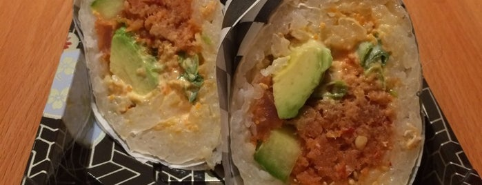 Samurai Burrito is one of Food in SoCal.