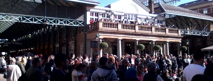 Covent Garden is one of London, Greater London UK.