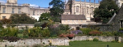 Christ Church is one of Best places in Oxford, Oxfordshire UK.